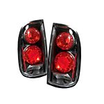 2001 Toyota Tundra Black Altezza Tail Lights