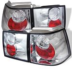 VW Corrado 1995-1998 Clear Altezza Tail Lights