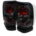 2000 Dodge Ram Smoked Altezza Tail Lights