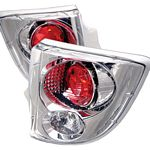2003 Toyota Celica Clear Altezza Tail Lights