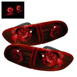 1997 Chevy Cavalier Red LED Tail Lights