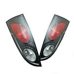 2001 Ford Focus Hatchback Carbon Fiber Altezza Tail Lights