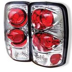 2005 Chevy Suburban Clear Altezza Tail Lights
