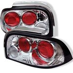 1998 Ford Mustang Clear Altezza Tail Lights
