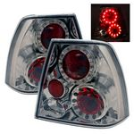 2004 VW Jetta Smoked LED Tail Lights