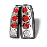 Chevy 1500 Pickup 1988-1998 Clear Altezza Tail Lights