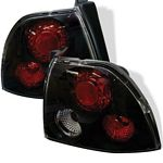 Honda Accord 1994-1995 JDM Black Altezza Tail Lights