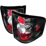 2007 Ford F150 Flareside Black Altezza Tail Lights