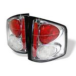 2002 Chevy S10 Clear Altezza Tail Lights