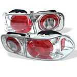 1993 Honda Civic Clear Altezza Tail Lights