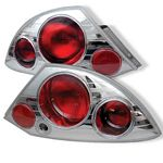 2003 Mitsubishi Eclipse Clear Altezza Tail Lights
