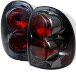 2000 Chrysler Town and Country Smoked Altezza Tail Lights
