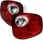 1999 Ford F150 Flareside Red Altezza Tail Lights