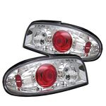 Nissan Altima 1993-1997 Clear Altezza Tail Lights