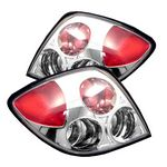 2001 Hyundai Santa Fe Clear Altezza Tail Lights