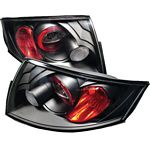 2003 Audi TT Black Altezza Tail Lights
