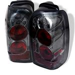 Toyota 4Runner 1996-2002 Smoked Altezza Tail Lights