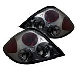 Hyundai Tiburon 2003-2005 Smoked Altezza Tail Lights