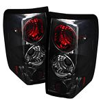 2007 Ford F150 Smoked Altezza Tail Lights