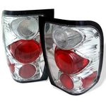 Ford Ranger 1998-2000 Clear Altezza Tail Lights