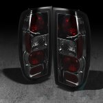 Nissan Frontier 1998-2004 Smoked Altezza Tail Lights