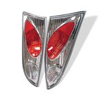 Ford Focus 5DR Hatchback 2000-2004 Clear Altezza Tail Lights
