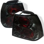 2004 VW Jetta Smoked Altezza Tail Lights