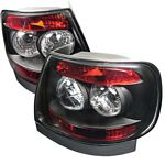 Audi A4 1996-2001 Black Altezza Tail Lights