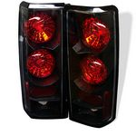 Chevy Astro 1985-2004 Black Altezza Tail Lights