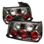 1996 BMW E36 Sedan 3 Series Black Altezza Tail Lights