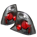 Ford Focus Sedan 2000-2004 Carbon Fiber Altezza Tail Lights