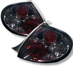 Dodge Neon 2000-2002 Smoked Altezza Tail Lights