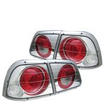 1998 Nissan Maxima Clear Altezza Tail Lights