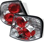 Nissan Altima 1998-2001 Clear Altezza Tail Lights