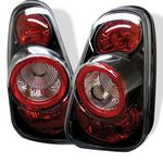 Mini Cooper 2002-2005 Black Altezza Tail Lights