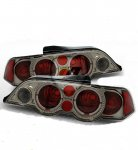 Acura RSX 2002-2004 Smoked Custom Tail Lights