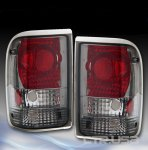 Ford Ranger 1993-1997 Smoked Custom Tail Lights