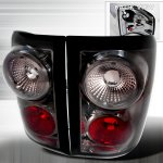 Ford F150 Flareside 2001-2003 Smoked Altezza Tail Lights