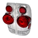 1999 Ford F150 Chrome Altezza Tail Lights