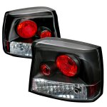 2007 Dodge Charger Black Altezza Tail Lights