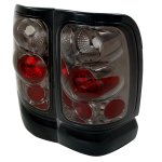 1998 Dodge Ram Smoked Altezza Tail Lights