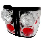 Ford F150 Flareside 2004-2008 Clear Altezza Tail Lights