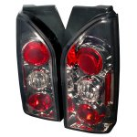 Nissan Xterra 2005-2007 Smoked Altezza Tail Lights