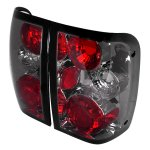 Ford Ranger 1998-2005 Smoked Altezza Tail Lights