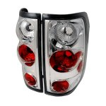 2004 Ford F150 Clear Altezza Tail Lights