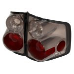 2000 Chevy S10 Smoked Altezza Tail Lights