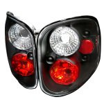 Ford F150 Flareside 1997-2000 Black Altezza Tail Lights