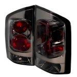 Nissan Armada 2004-2012 Smoked Altezza Tail Lights