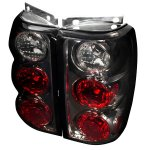 Ford Explorer 1995-1997 Smoked Altezza Tail Lights