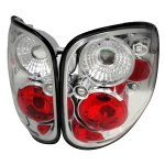 1999 Ford F150 Flareside Clear Altezza Tail Lights